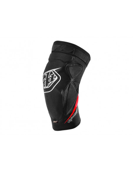 Rodilleras Troy Lee Desing Raid Knee Guard 2019 Black Xl/2X
