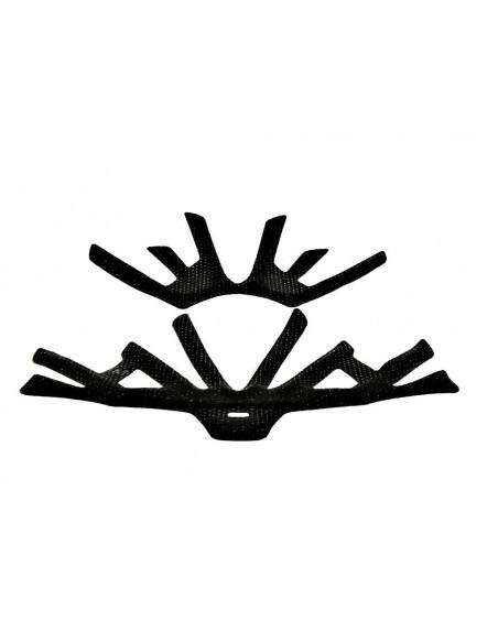 Almohadillas Casco Bell Formula/Drifter Black M