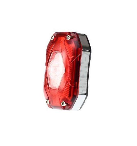 Luz Trasera Moon USB Shield X-Auto
