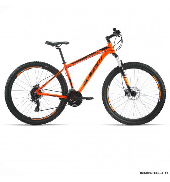 """Bicicleta JL-Wenti Aluminio F/Disco Mecánico 21V 29"""""""