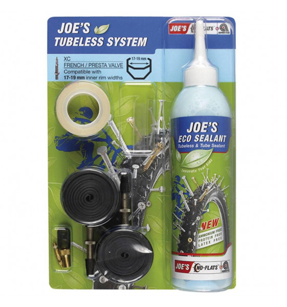 Joe's ECO SEALANT 17-19mm anti-kit de...
