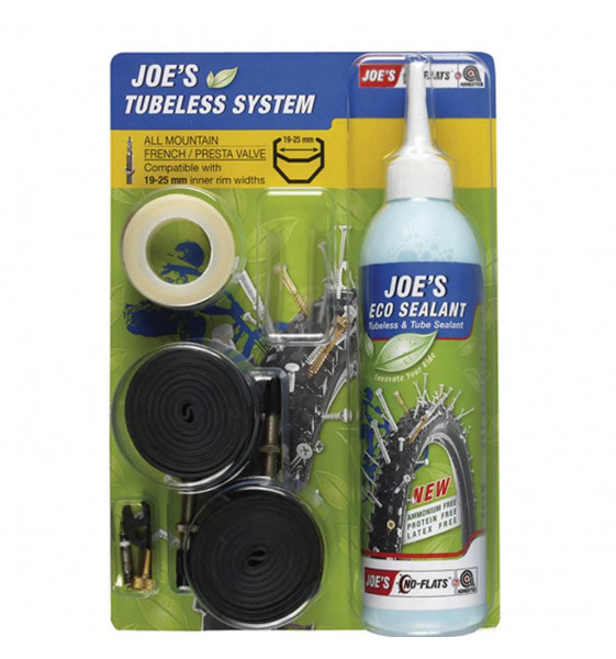 Kit Antipinchazos JOE´S ECO SEALANT 19-25mm