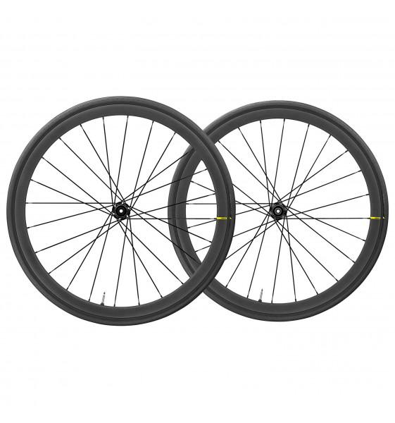 Ksyrium PRO Carbon UST DISC Mavic wheels