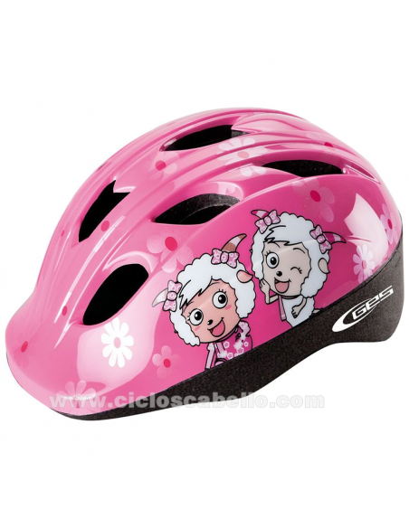 CASCO GES BABY CHEEKY ROSA
